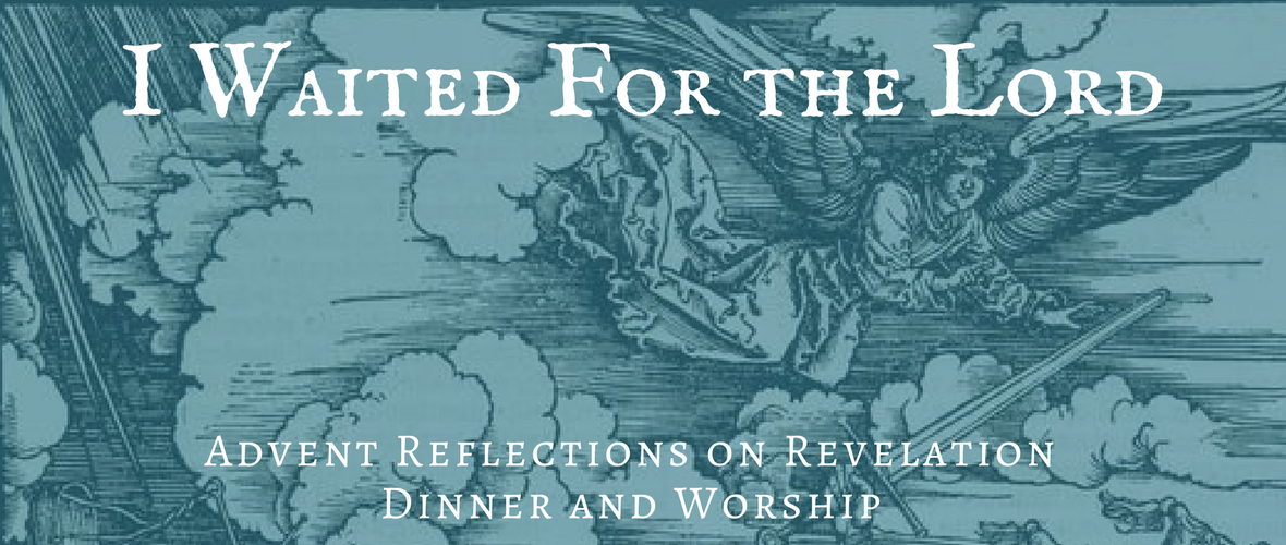Advent Dinner and Worship